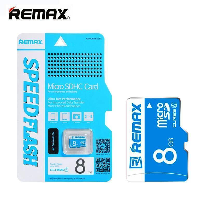 Remax micro sd card memory card 16 GB 32 GB 64 GB class 10 SDHC pass  H2testw 8 GB class 6 for phone / tablet / camera