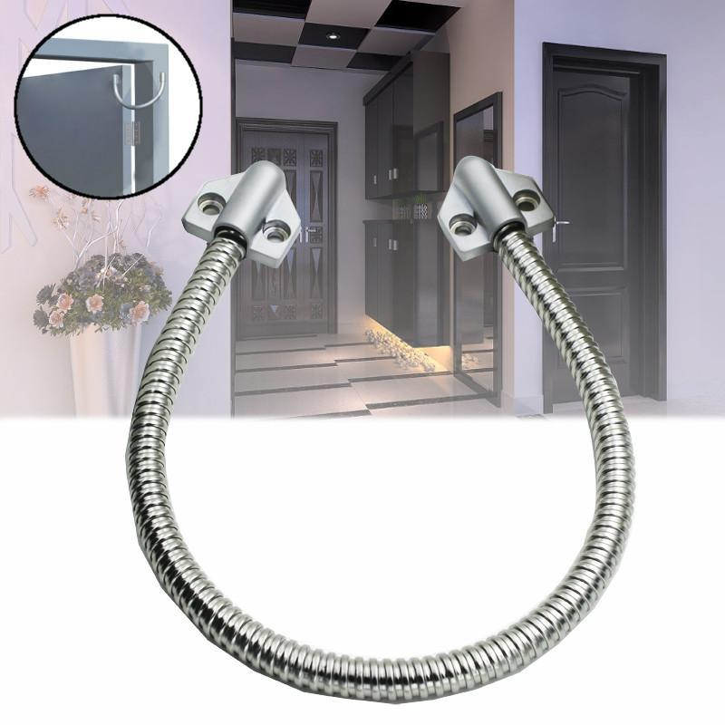Door Loop Electric Exposed Mounting Protection Sleeve Access Control Cable Line For Control Lock Door Lock Stainless Steel Access Control