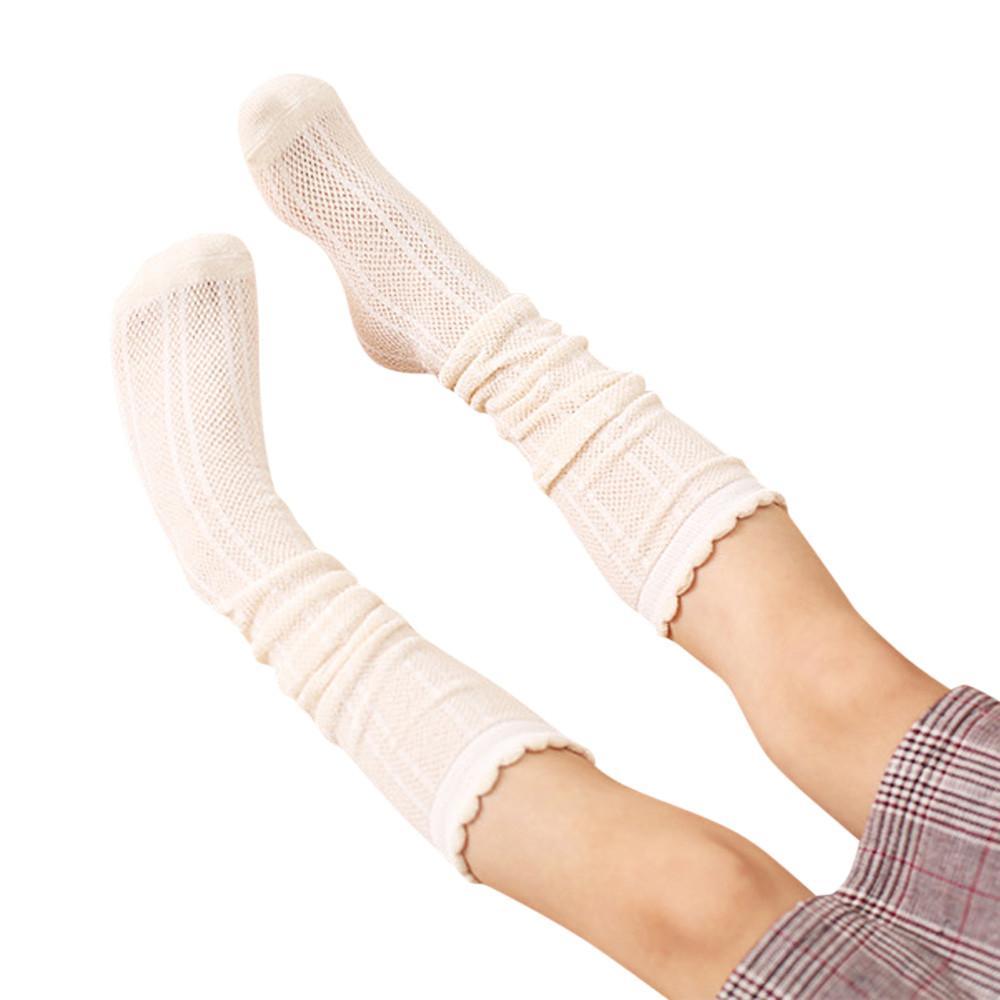 35cc91835c6 Rainbowroom 1 Pairs Cotton Knee High Socks Casual Stockings for Baby ...