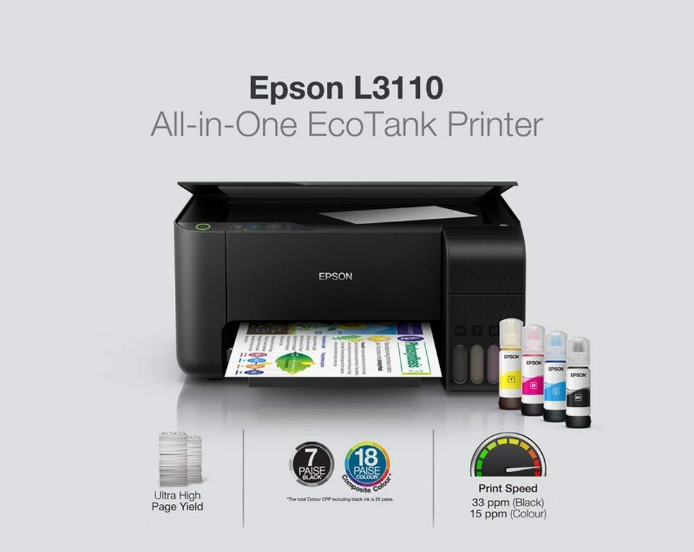 Epson L 3110 Printer all in one