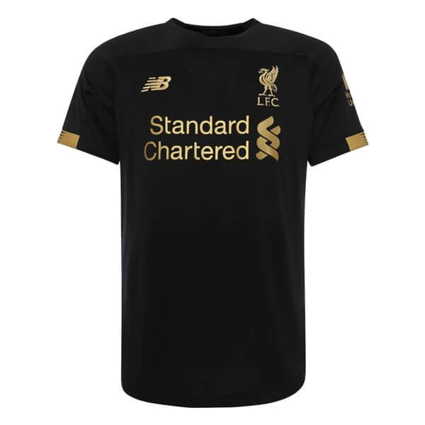 best sneakers eb0ac a8ae7 Liverpool 2019/20 Short Sleeve Goalkeeper Jersey - Mesh Cotton