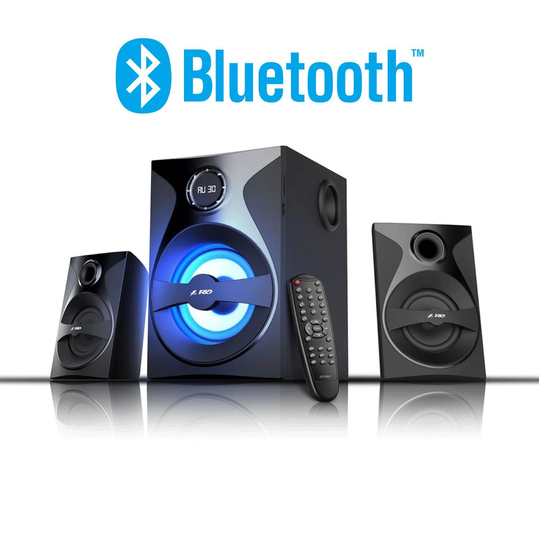 F&D F380X 2:1 Orginal Bluetooth Speaker with remote