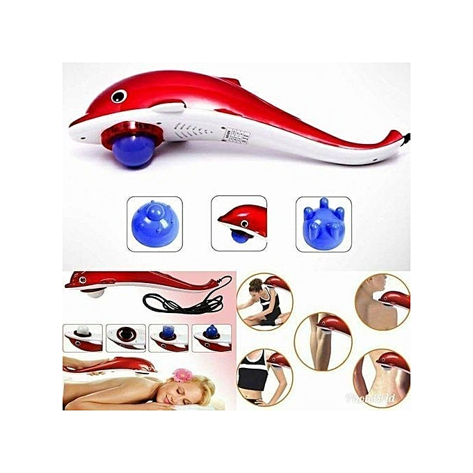 Dolphin Infrared Body Massager: Buy Online at Best Prices in Bangladesh |  Daraz.com.bd