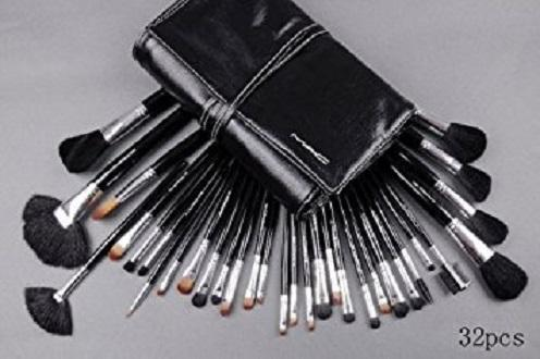 Discount Mac 32 Piece Brush Set Sale - Black