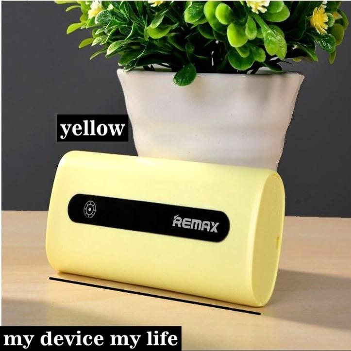 Image result for PRODA Power Bank E5 5000mAh - Yellow