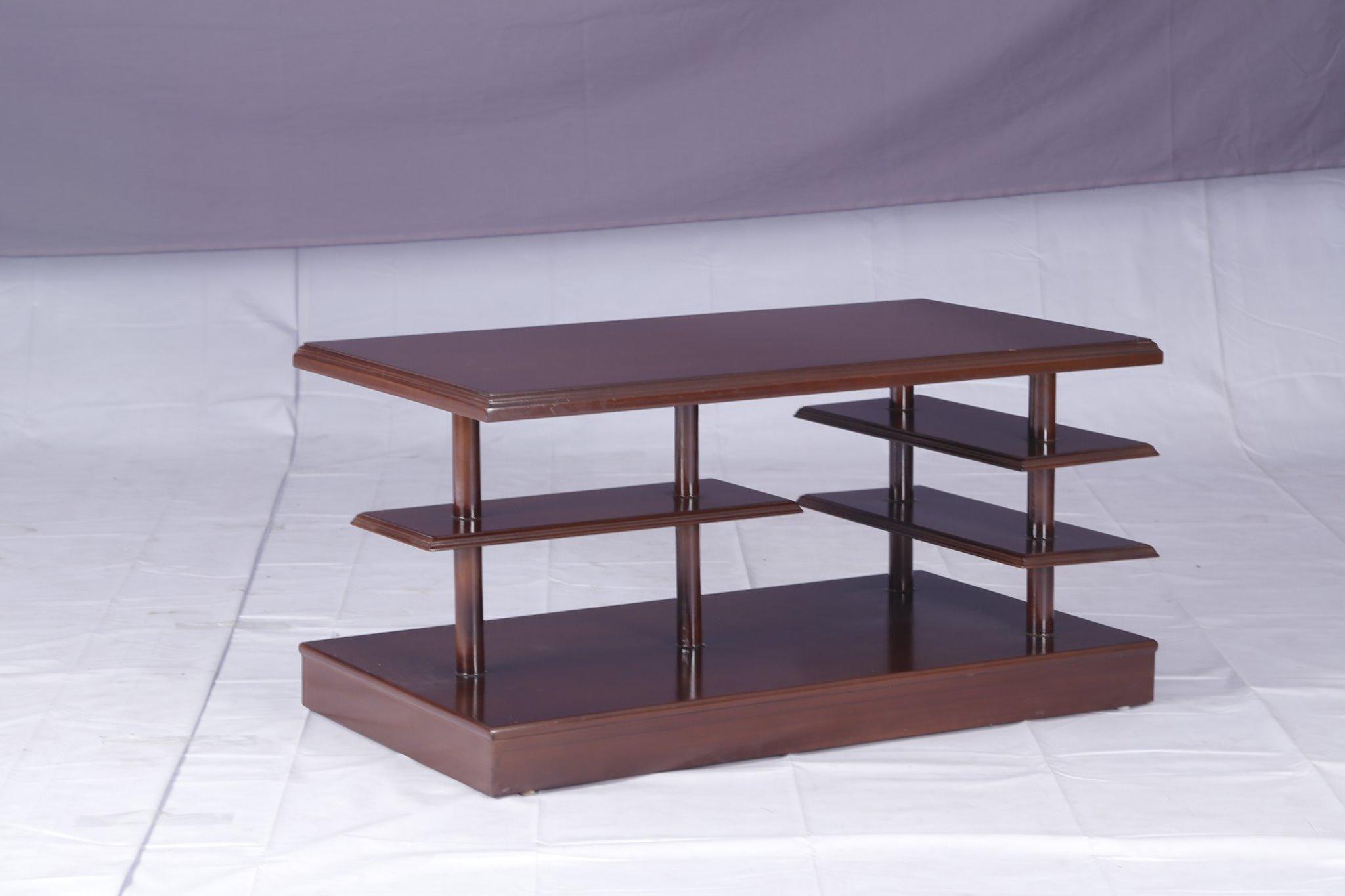 Malaysian process Wood Center Table C-382