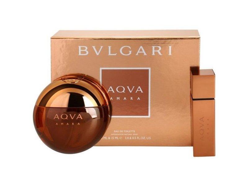 f89740ab42 Product details of Bvlgari Aqva Amara For Men EDT 100ml +15 ml mini - 115ml