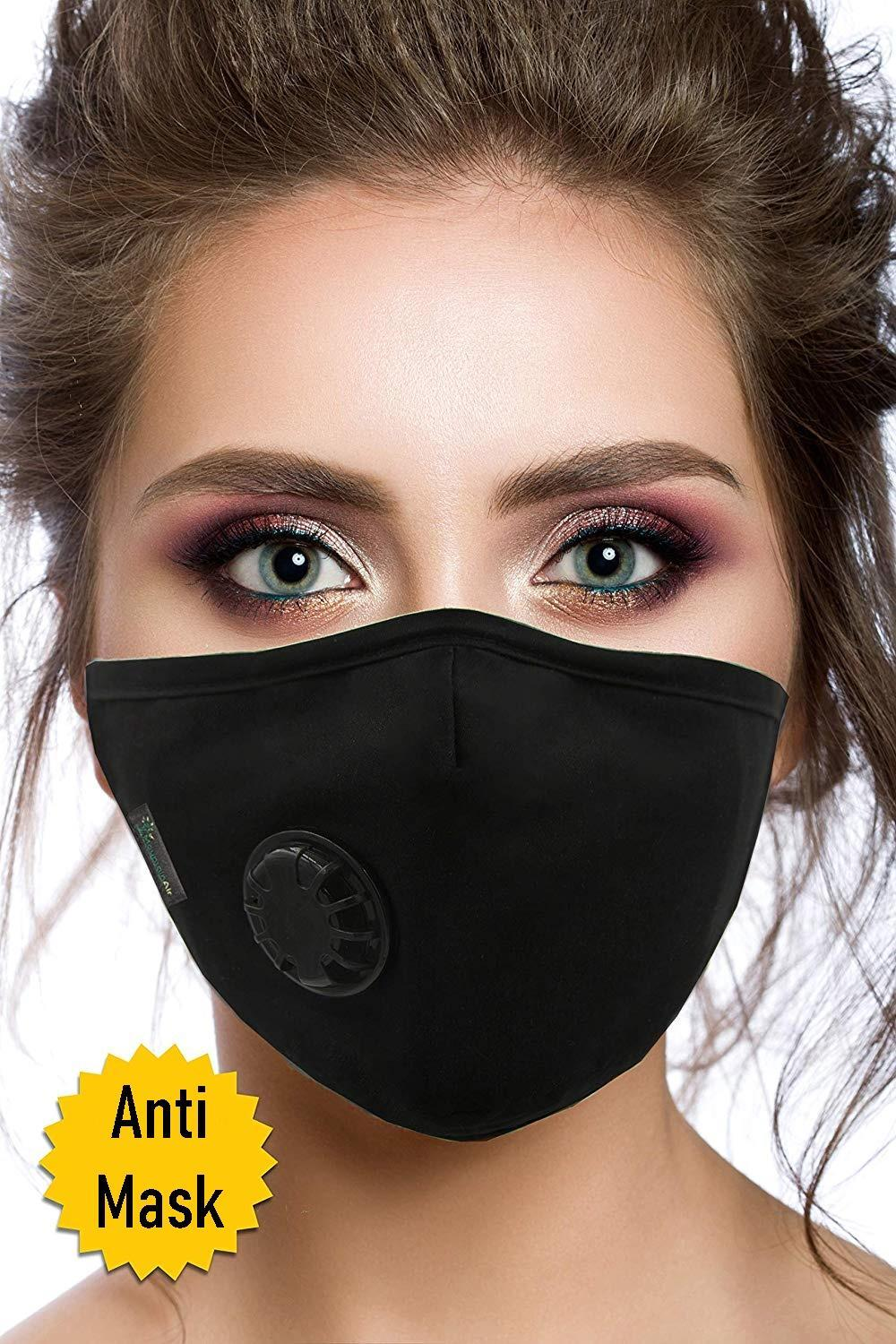 Safety masks mouth anti pollution 1pcs