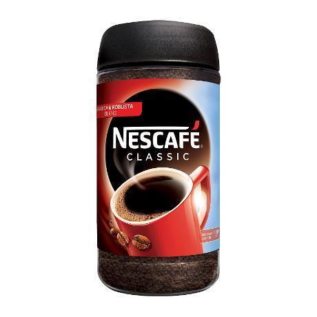 Nestle Nescafe Classic Instant Coffee (200gm)