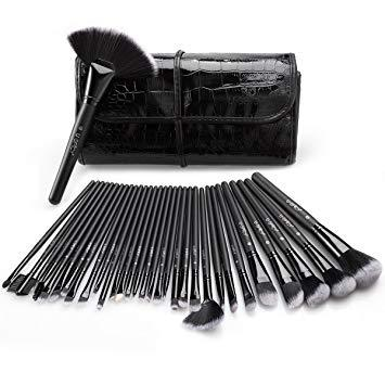 MAC Makeup Brush Set For Women-32 Pcs