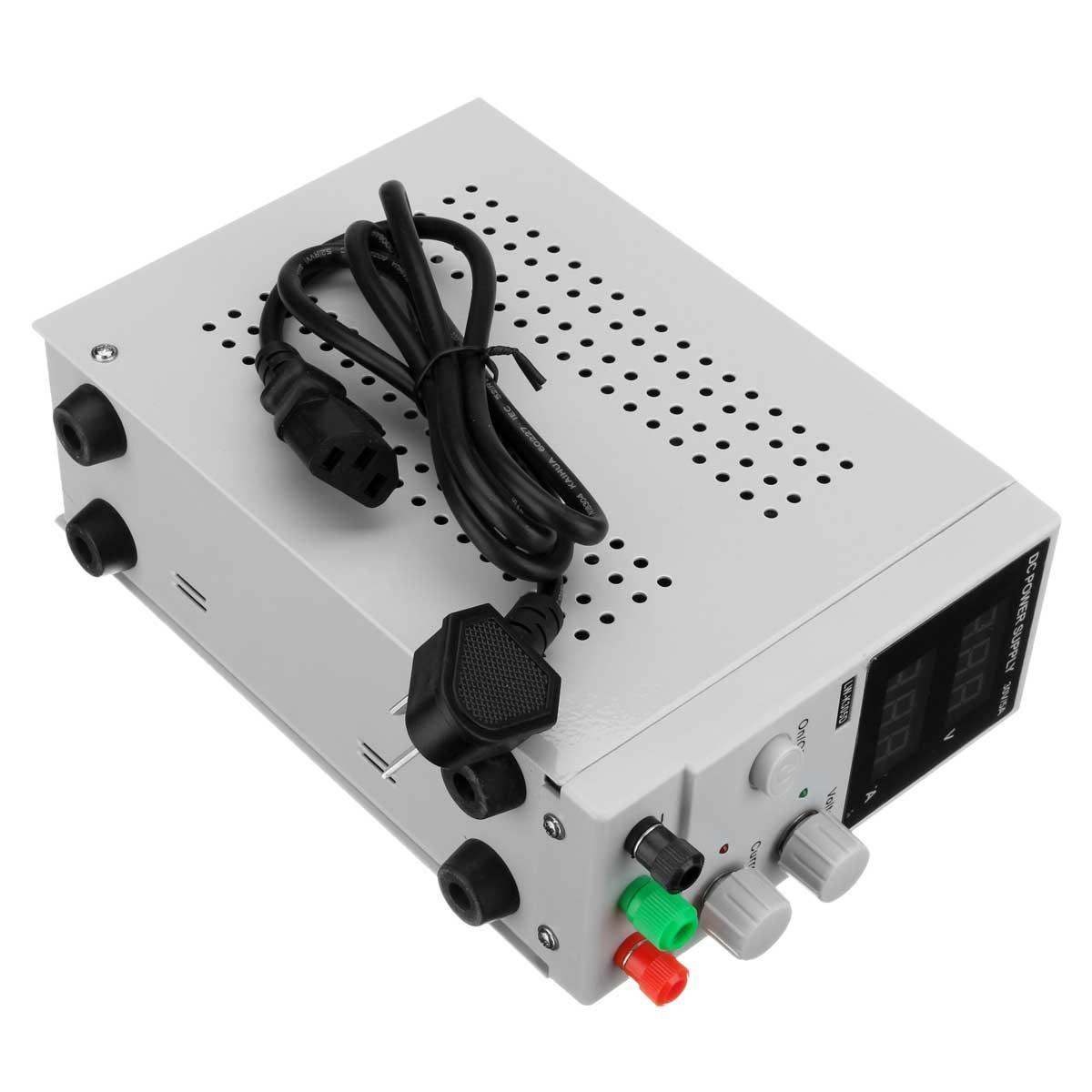 Adjustable 30V 5A Variable SMPS Mini Single Channel Switching DC Power  Supply
