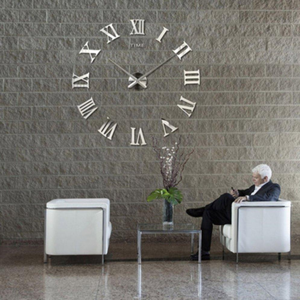 LALA DIY large size 1 m Rome digital clock