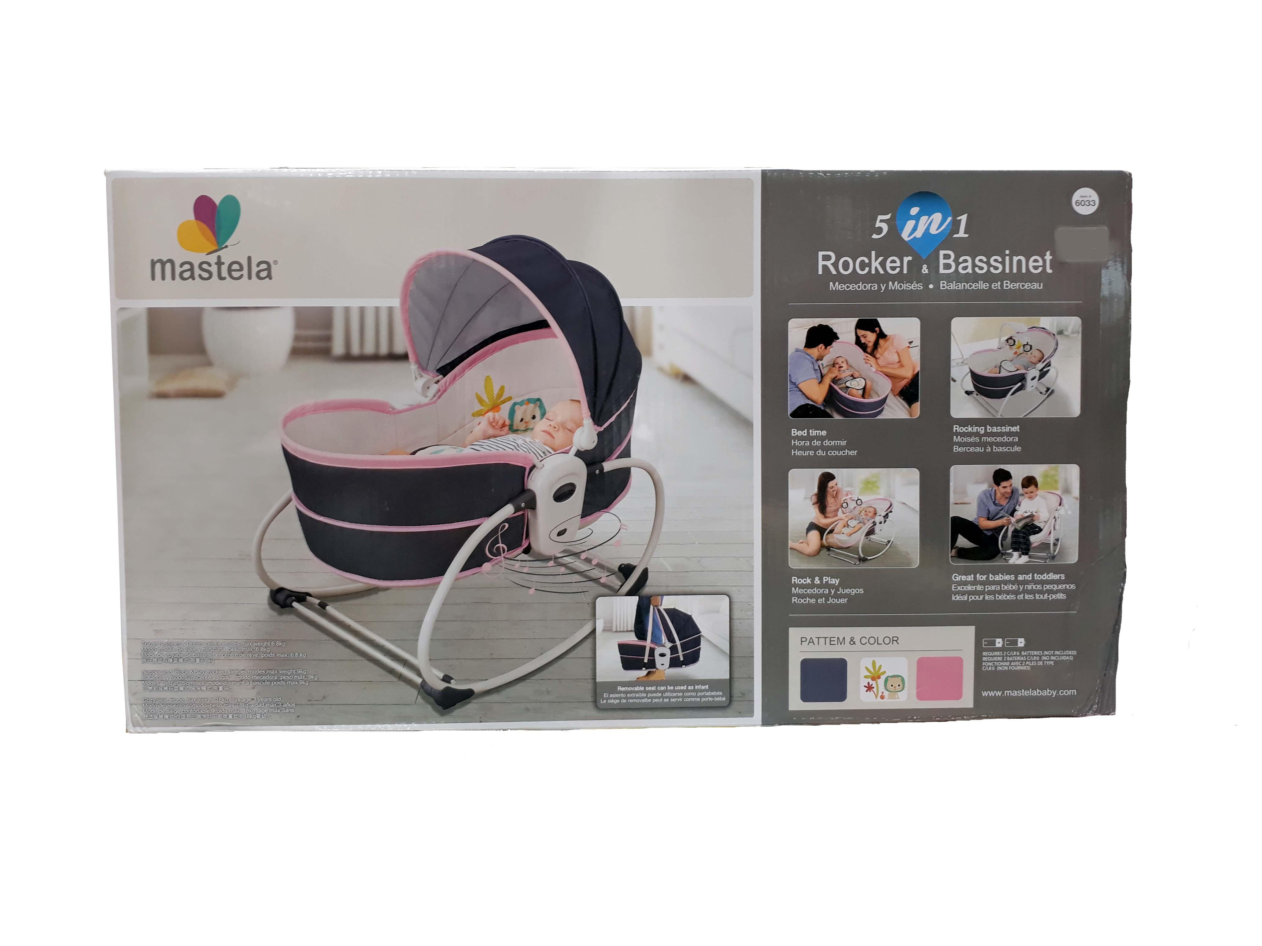 2 Colors Bicycle Child Seats & Trailers Mother & Kids Premium Baby Rocking Chair With Adjustable Angle And Safety Belt