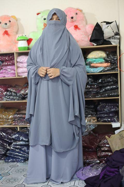 Khimar Adjusted Niqab Full Set For Women Buy Online At Best Prices In Bangladesh Daraz Com Bd