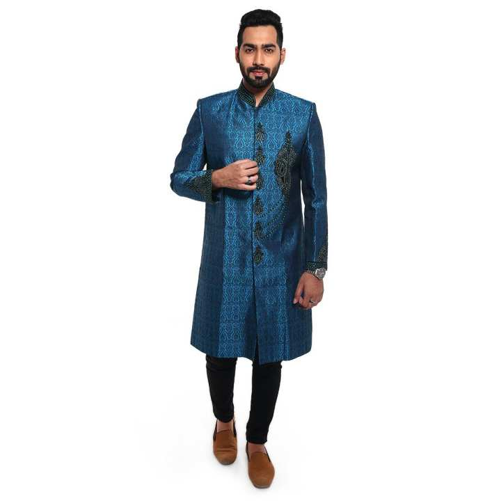 Indian Katan Sherwani for Men