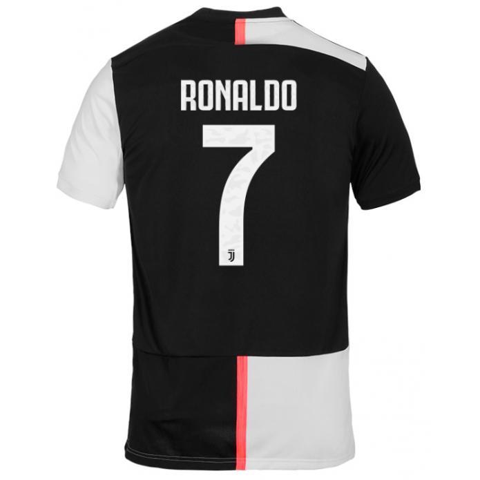 31519d7566b 2019/20 Juventus Home Ronaldo #7 Short Sleeve Jersey Premium Quality  (Thailand)