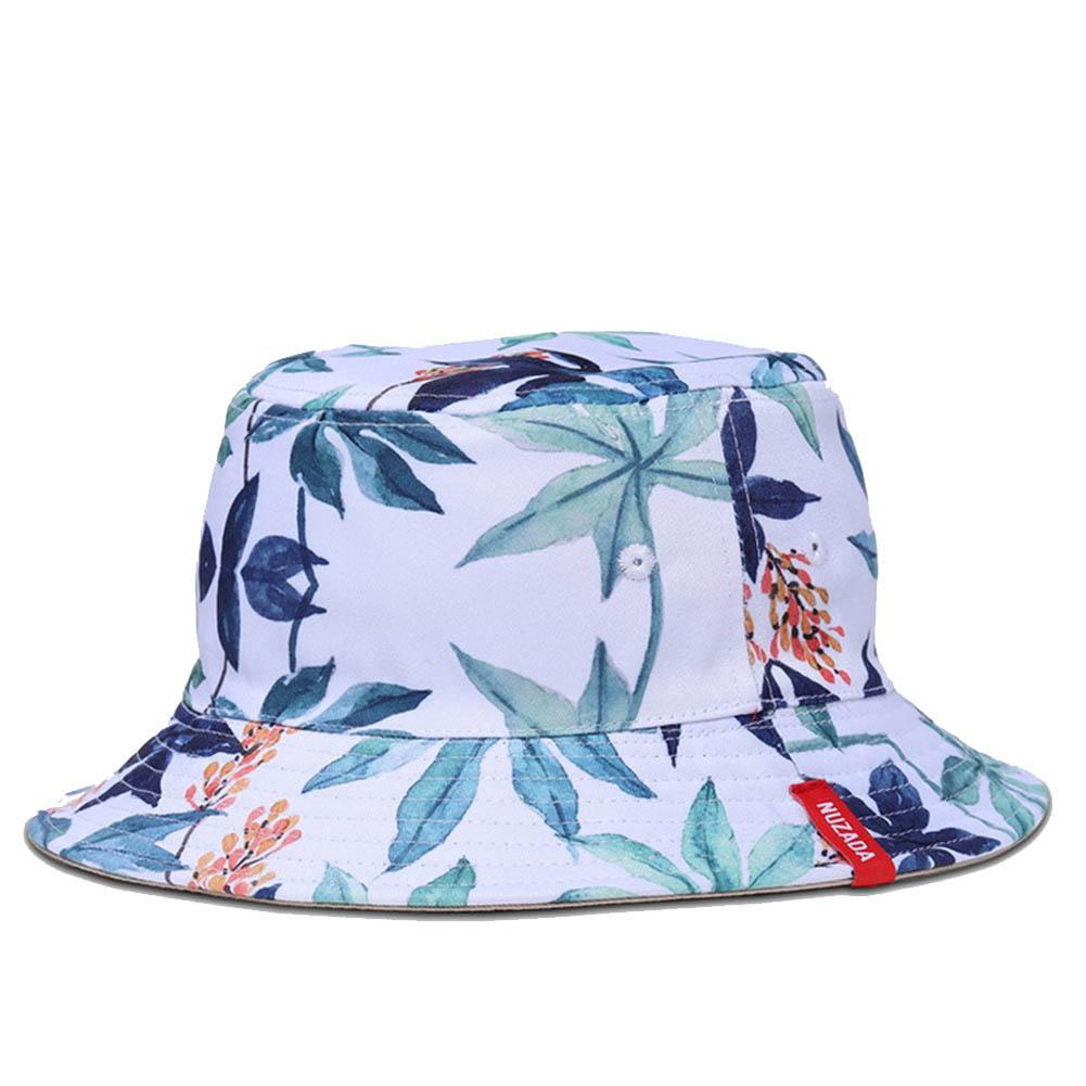 finest selection e4e48 9f50b Free Spirit Women Stylish 3D Printed Sunscreen Bucket Hat for Outdoor  Sports Actividies