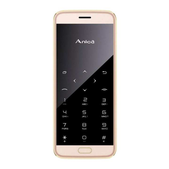 Anica T7 Dual SIM Mini Card Phone
