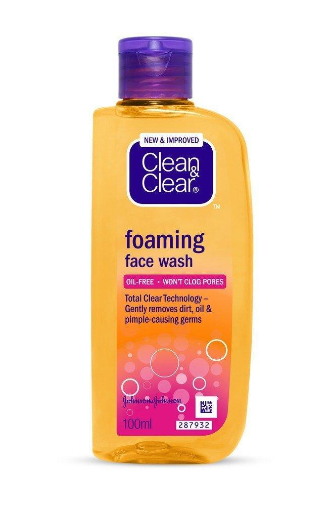 Foaming Face Wash for Oily Skin - 100ml