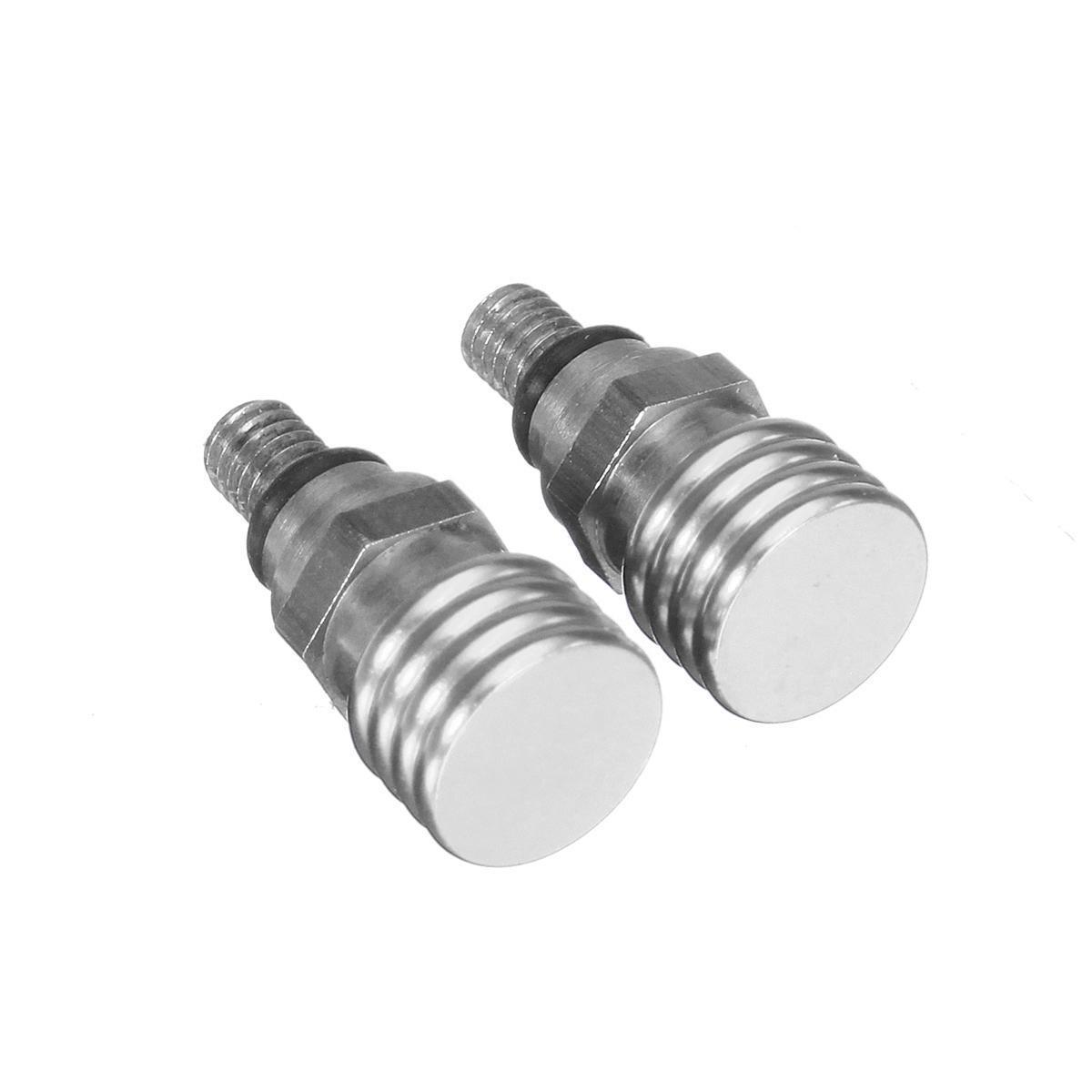 M4x0 7mm Fork Bleeders Valves Screw For Enduro KTM Off Road HUSKY WP  Marzocchi Silver