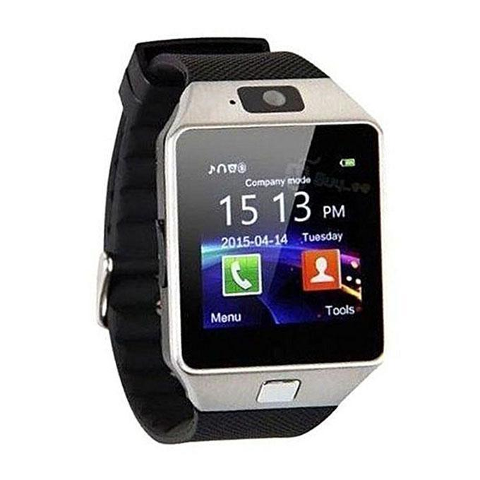 2431ebcfafd A1 Smart Wrist Watch Bluetooth GSM Phone For Android Samsung iPhone Sim  Supported