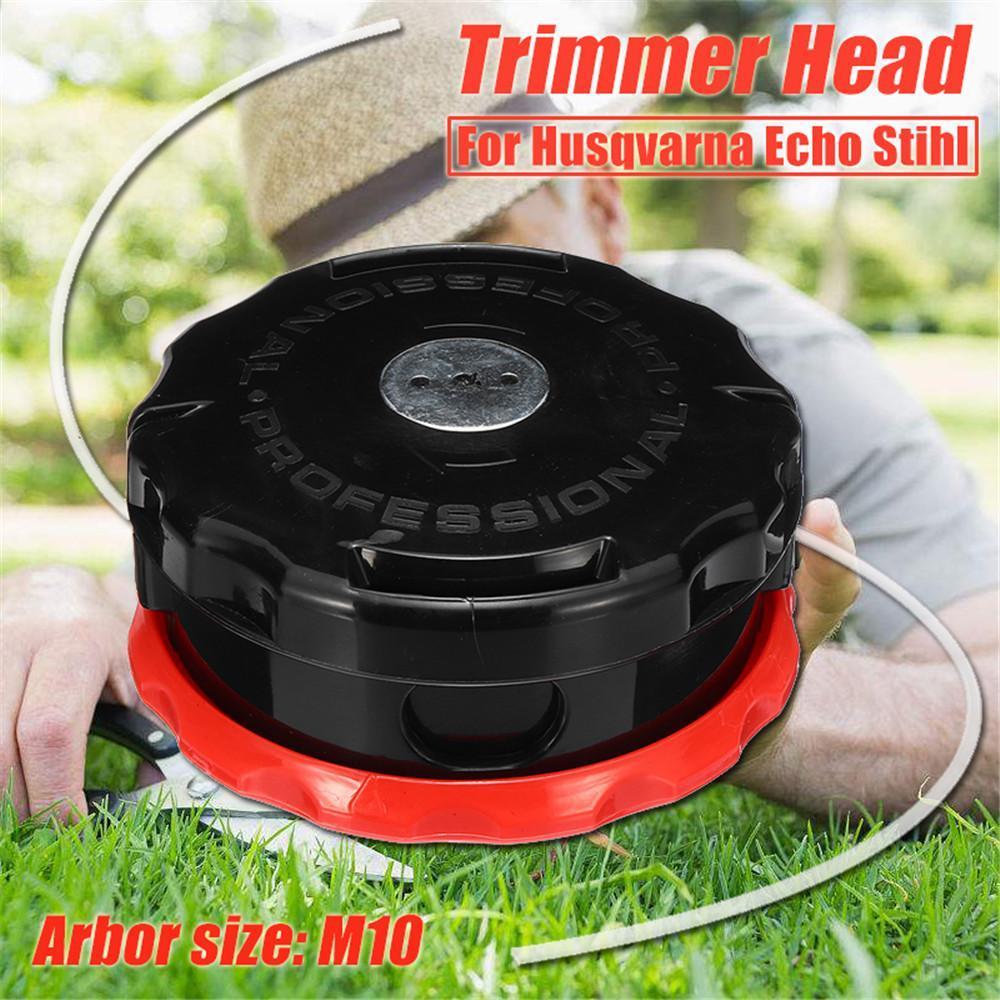 Trimmer Head For Husqvarna Echo Stihl M10 Arbor Size Speed Feed Line Head  Garden
