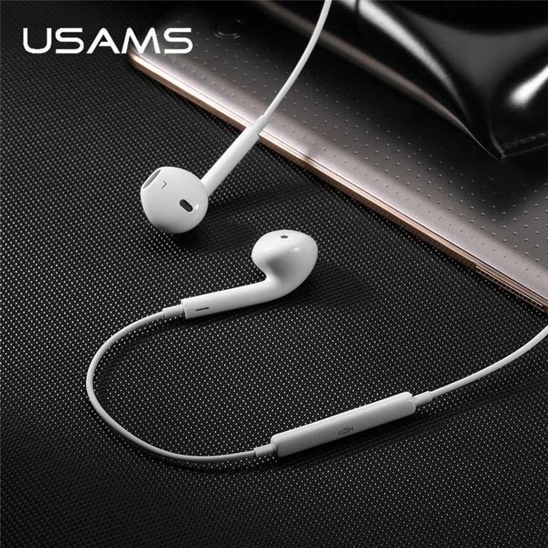 Usams Ep 22 In Ear Stereo Earphone (3)