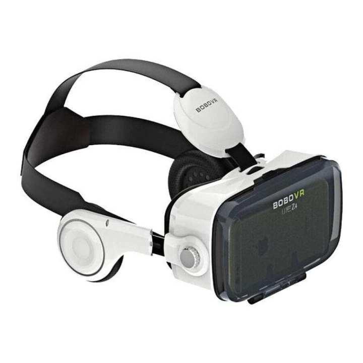 Bobo Vr Z4 Virtual Reality 3d Vr Glasses - Black And White