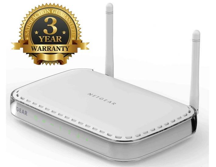 Netgear WNR614 - 4 Port Wireless Router - N300Mbps