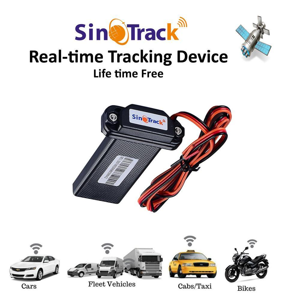 Original SinoTrack [ST-901] Real time vehicle GPS Tracker [Registered on  The Sinotrack server]