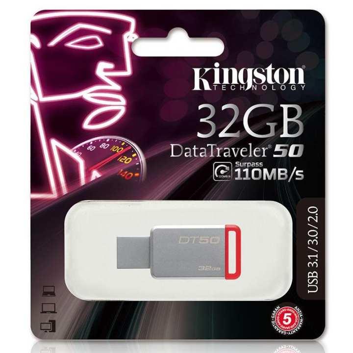 Kingston DataTraveler 50 32GB USB 3.0 pendrive