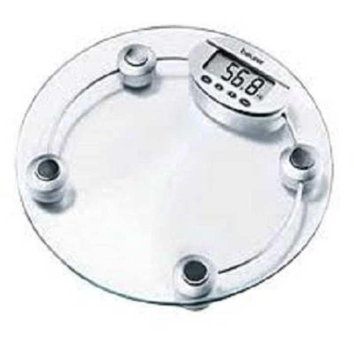 150kg Digital Weighting Scale - Transparent