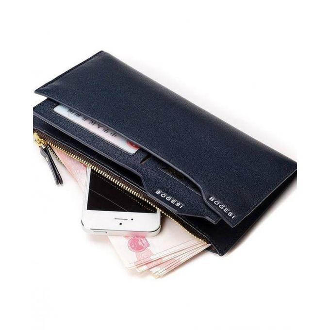 46c0c5830b1c56 5846 items found in Wallets. Artificial Leather Long Wallet for Men By  Bogesi