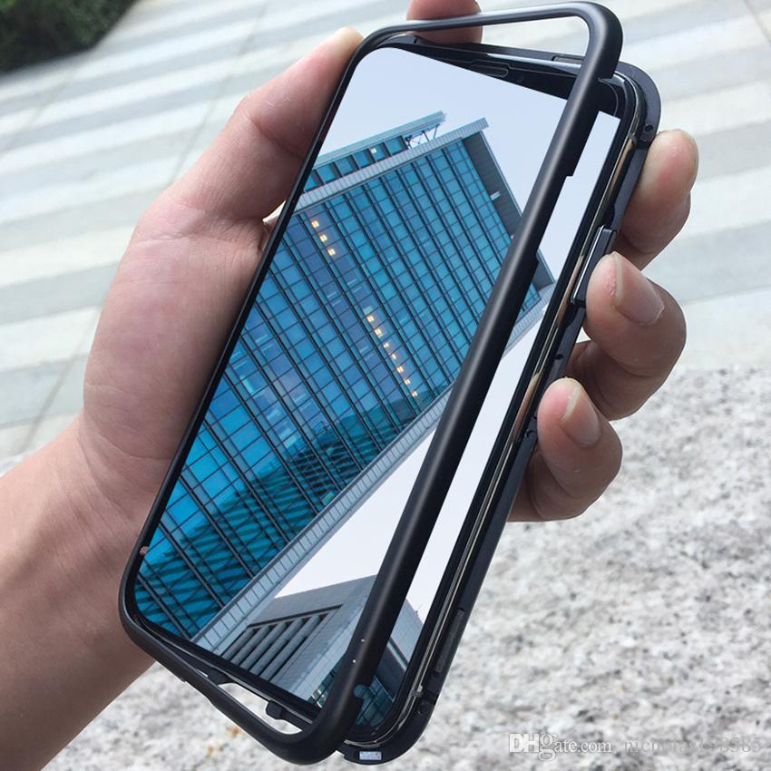 Redmi note 7 / Note 7 Pro Magnetic Metal Back cover