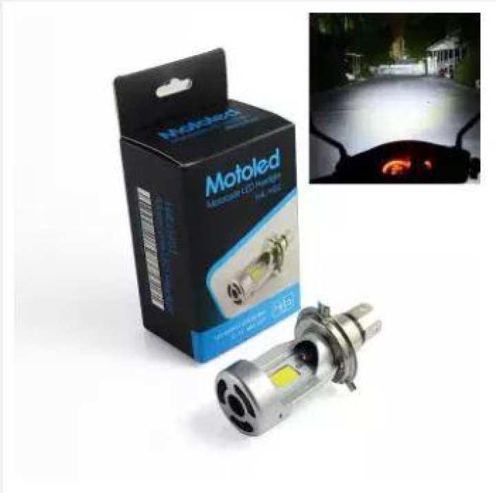 Original Motoled LED Headlight For Any Bike