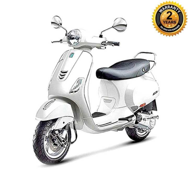 VXL125 125cc Scooter - White