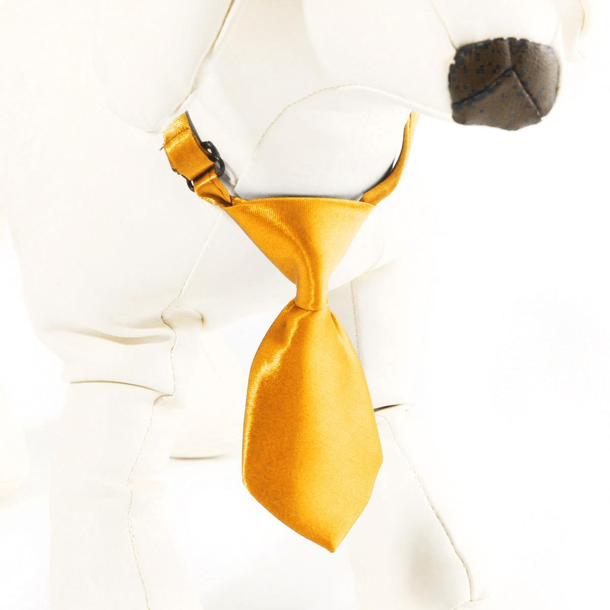 217fb873785ddb Lovely Adjustable Grooming Necktie Adorable Bow Tie For Dog Cat Puppy  Kitten Pet Yellow