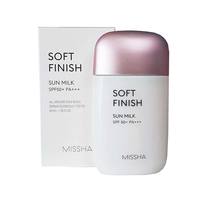 MISSHAAll Around Safe Block Spray Sun Milk SPF 50 ile ilgili görsel sonucu