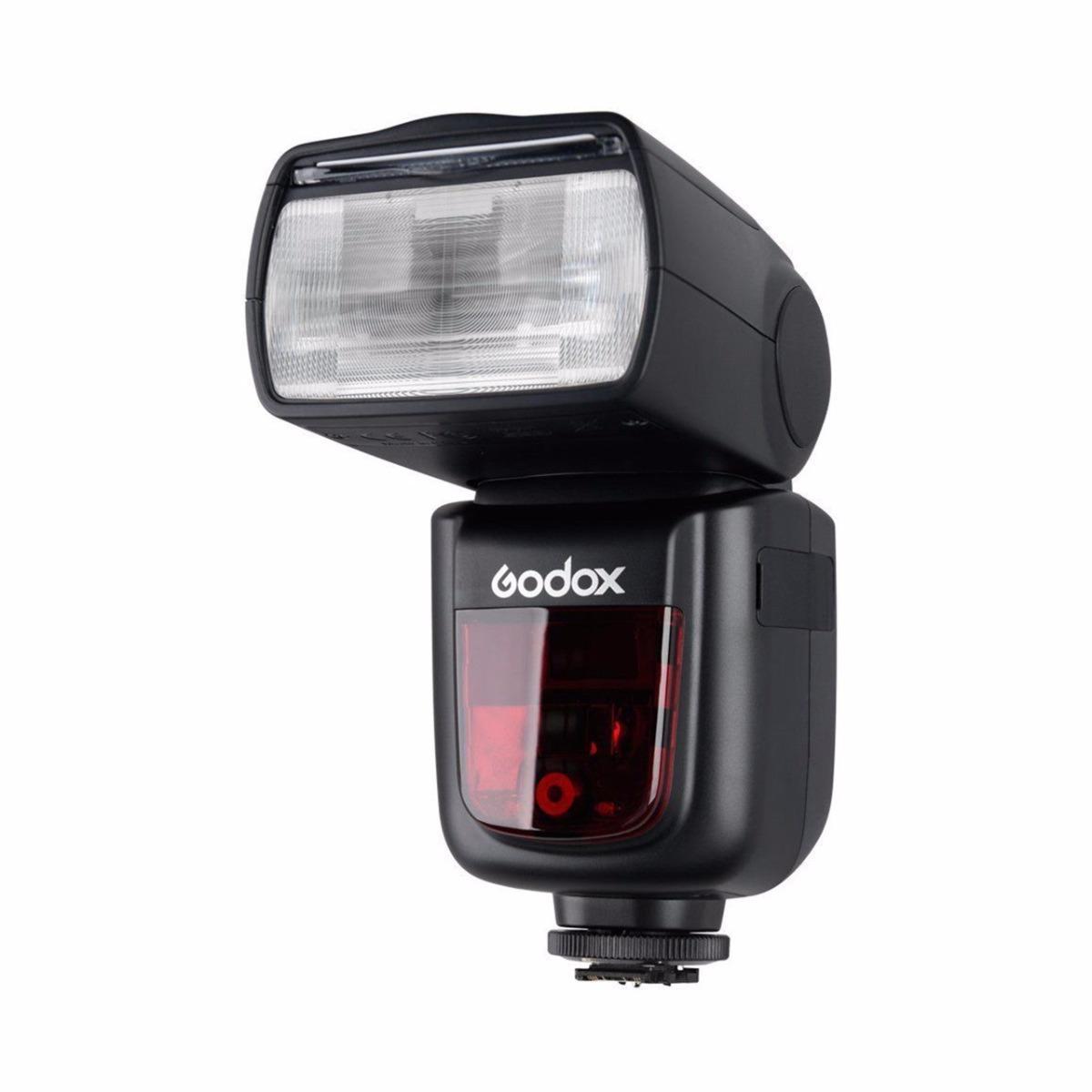 Godox Ving V860 II TTL Li-Ion Flash Kit for Canon Cameras (Black)
