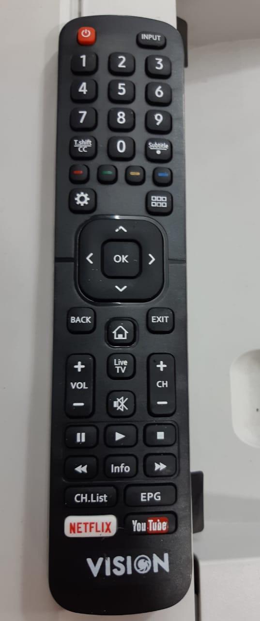 Remote Control vison Led Tv