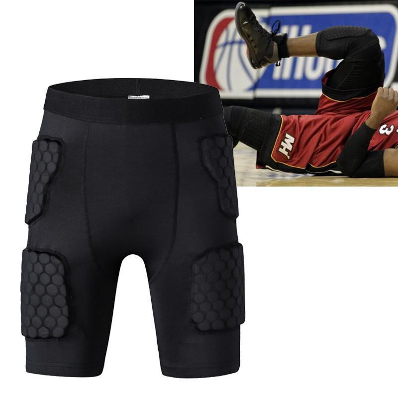 e54c10197 Men's Anti-Collision Tank Pant Vest Basketball Football Sport Protective  Clothes M-2XL