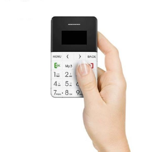Q5 Card Cell Phone 5 5mm Ultra Thin Pocket Mini Phone Quad Band