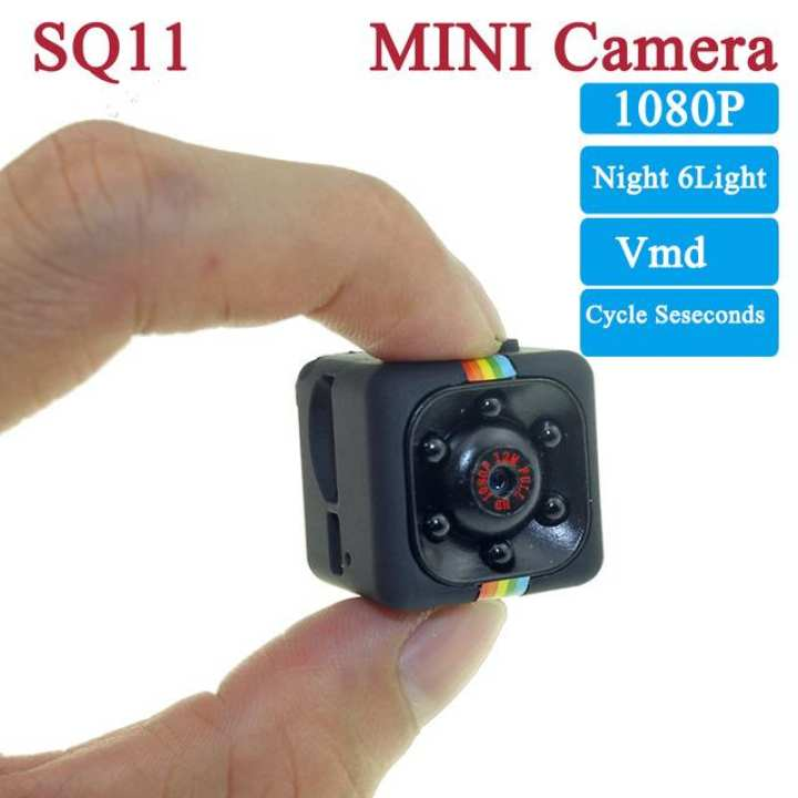 Sports SQ11 Ultra HD Mini 1080P/60fps 12MP Action Digital Camera