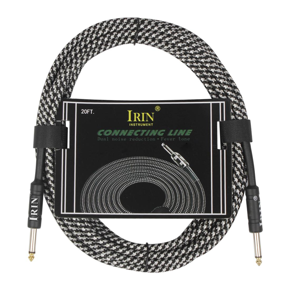 6M Cable Guitar Connecting Line Musical Instrument Accessories