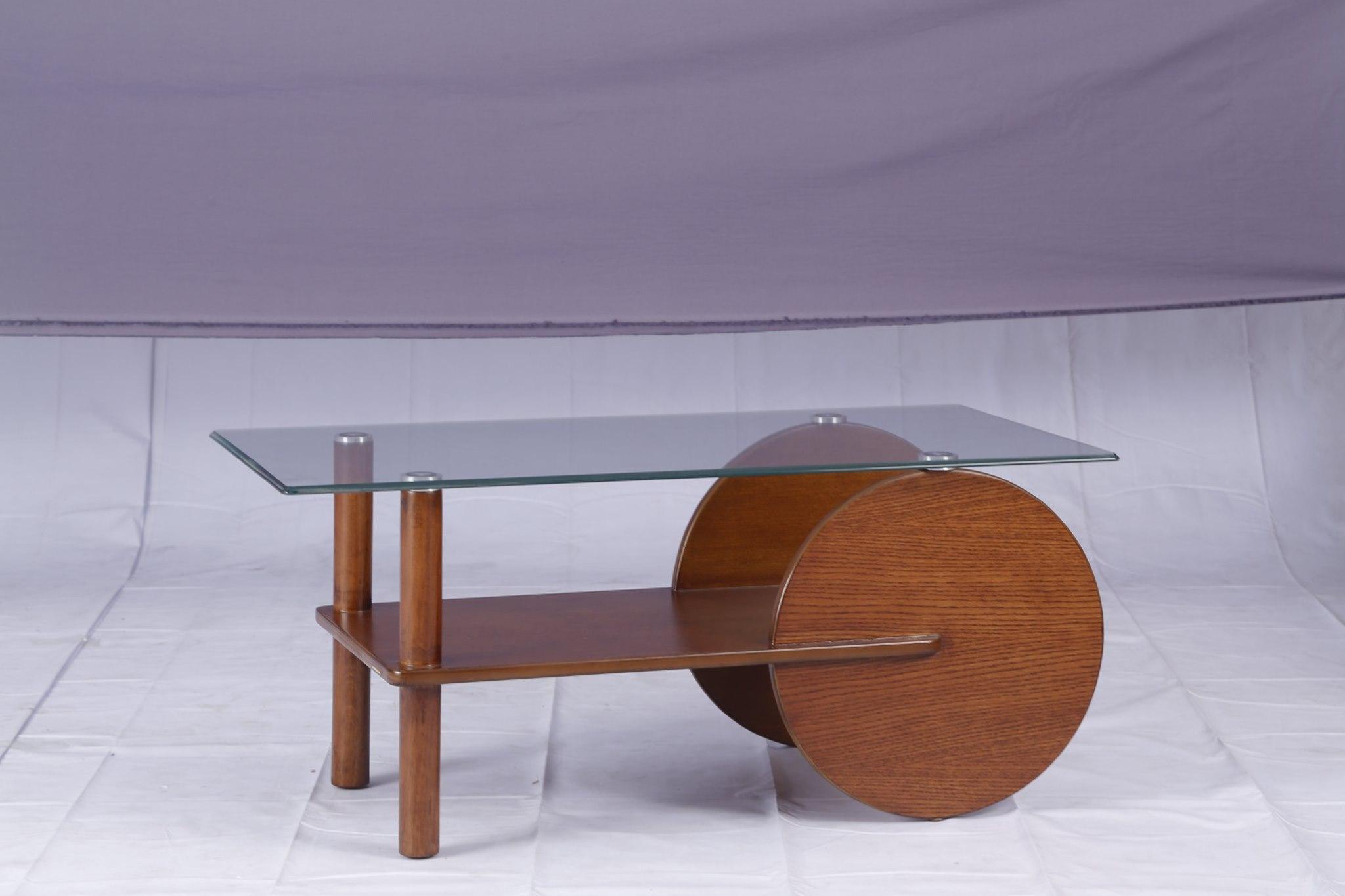 New Stylish Wooden Center Table C-361 Malaysian process wood