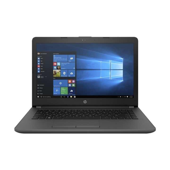 HP 240 G6 7th Gen Intel Core i3 7020U (2.3GHz, 4GB, 1TB) 14.1 Inch HD (1366x768) SVA Display, Black Notebook (2 year Warranty) #4AJ98PA