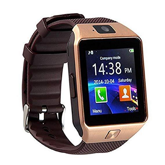 Smart Watch Dz09 Bluetooth Smartwatch with Camera for Iphone and Android  Smartphones
