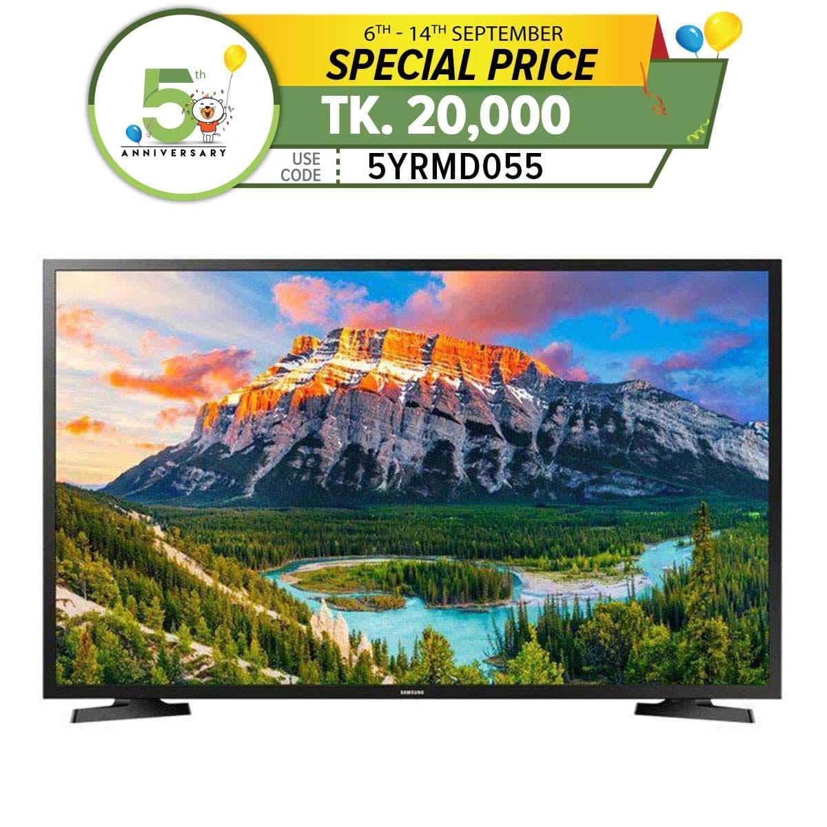 Samsung 32inch Samsung 32N4300 Smart HD Television