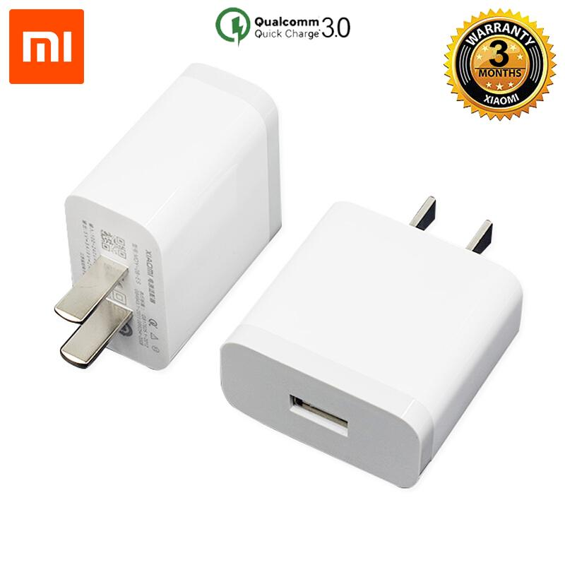 Mi 3A Charging Adapter - White