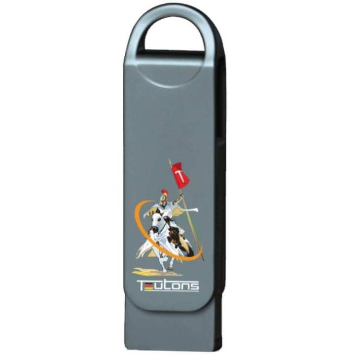 Teutons Metallic Knight 32GB Flash drive